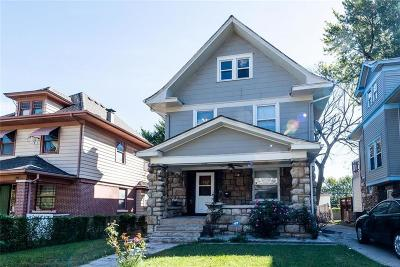 Kansas City Single Family Home For Sale: 111 Lawn Avenue