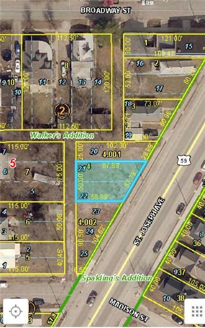 Buchanan County Residential Lots & Land For Sale: St Joseph Avenue