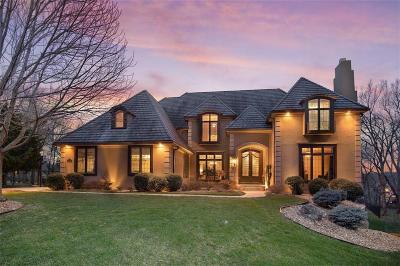 Overland Park Single Family Home For Sale: 14016 Reeder Street