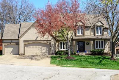 Kansas City Single Family Home For Sale: 1012 W 120th Terrace