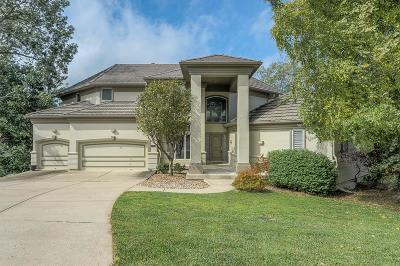 Riss Lake Single Family Home For Sale: 5850 Spinnaker Point
