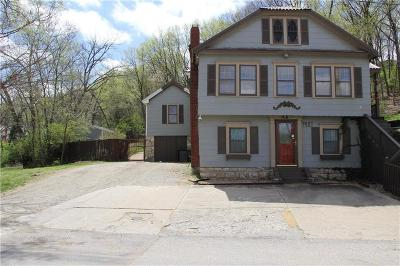 Kansas City Single Family Home For Sale: 1431 Seminary Street