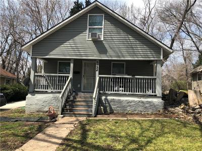 Kansas City Single Family Home For Sale: 6724 Agnes Avenue