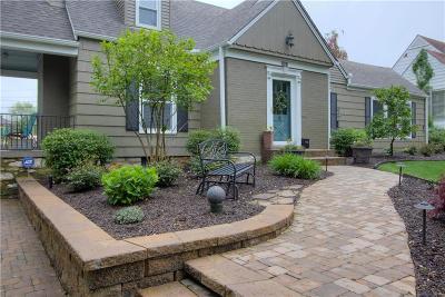 Johnson-KS County Single Family Home For Sale: 2501 W 49 Terrace