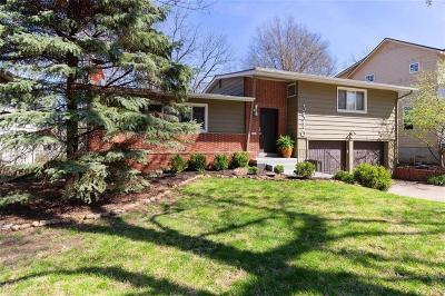 Prairie Village Single Family Home For Sale: 3516 W 74th Street
