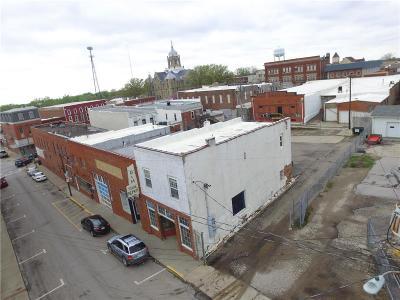 Warrensburg Commercial For Sale: 111 E Culton Street