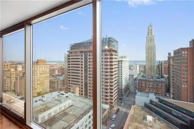 Kansas City Condo/Townhouse For Sale: 1101 Walnut Street #1502
