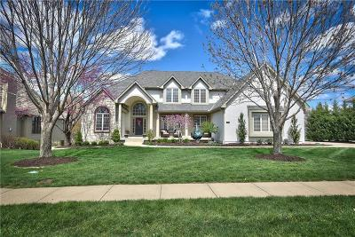 Leawood Single Family Home For Sale: 4814 W 143rd Terrace