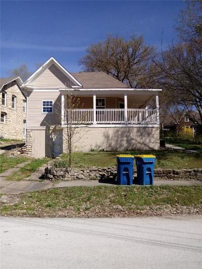 Excelsior Springs MO Single Family Home For Sale: $27,000