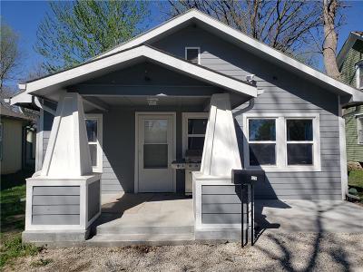 Ottawa Single Family Home For Sale: 626 S Locust Street