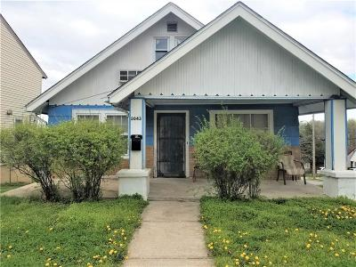 Kansas City Single Family Home For Sale: 5043 College Avenue