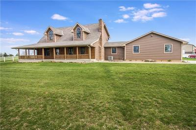 Bates County Single Family Home For Sale: 3457 NW County Road 11002 Road