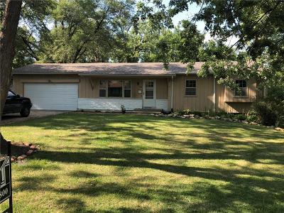 Kansas City Single Family Home For Sale: 11704 E 74th Terrace