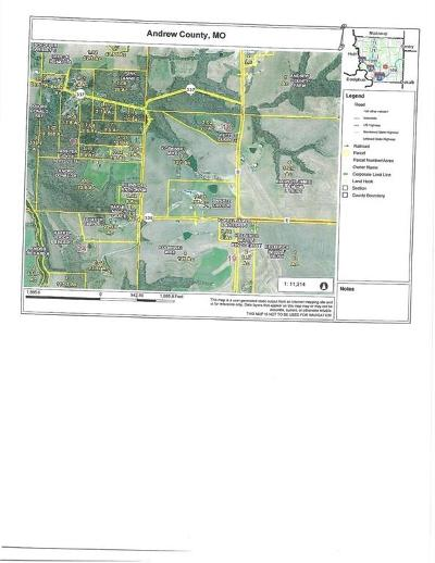 Andrew County Residential Lots & Land For Sale: St Rt D Highway