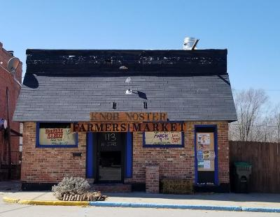 Knob Noster Commercial For Sale: 113 State