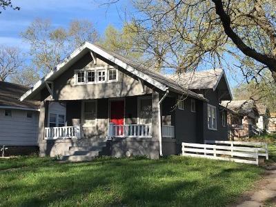 Kansas City Single Family Home For Sale: 5700 Brooklyn Avenue