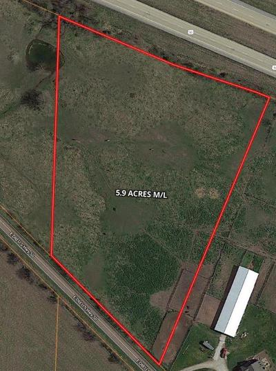 Lee's Summit Residential Lots & Land For Sale: 5.9 Acres M/L Old 50 Highway