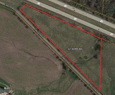 Lee's Summit Residential Lots & Land For Sale: 6.1 Acres M/L Old 50 Highway