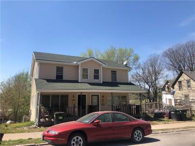 St Joseph Multi Family Home For Sale: 810 N 6th Street