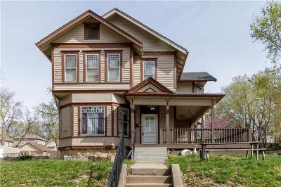 Kansas City Single Family Home For Sale: 3522 Roberts Street