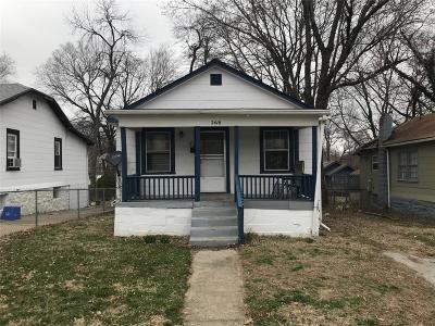 Kansas City Single Family Home For Sale: 2418 E 70th Terrace