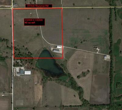 Miami County Residential Lots & Land For Sale: 223 & Pflumm Street