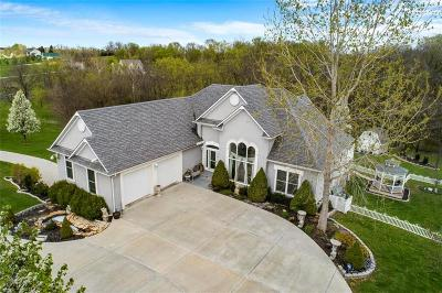 Platte County Single Family Home For Sale: 19335 Lane Tree Drive