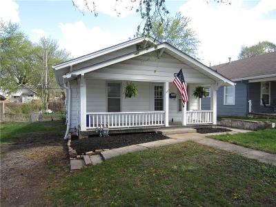 Kansas City MO Single Family Home For Sale: $127,950
