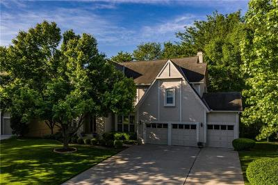 Overland Park Single Family Home For Sale: 8809 W 131st Place