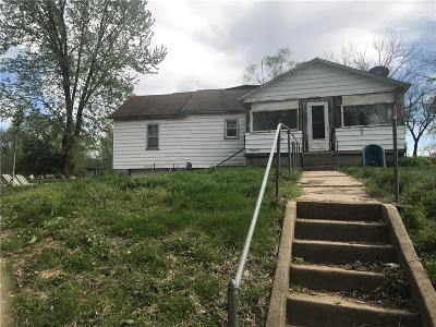 Leavenworth KS Single Family Home For Sale: $100,000
