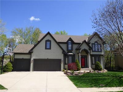 Overland Park KS Single Family Home For Sale: $425,000