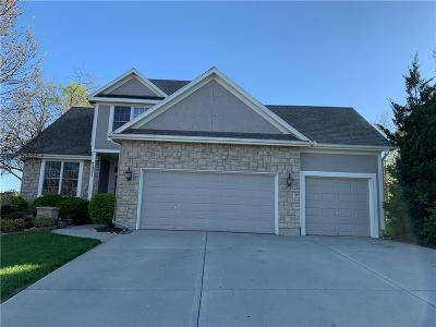 Olathe Single Family Home For Sale: 2277 W Layton Drive