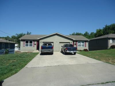 Excelsior Springs Multi Family Home For Sale: 110 Persimmon Drive