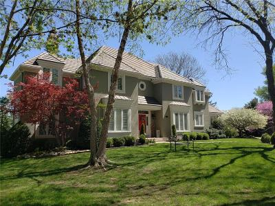 Leawood Single Family Home For Sale: 2540 W 118th Terrace