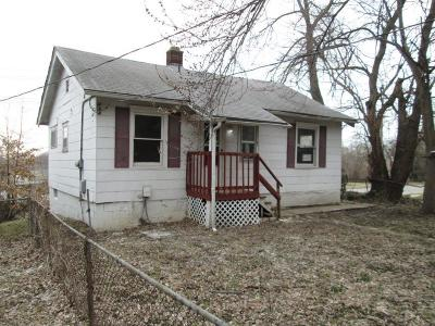 Kansas City Single Family Home For Sale: 2004 N 13th Street