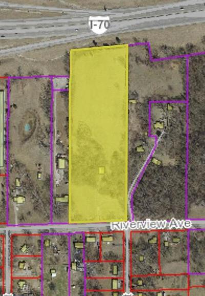 Wyandotte County Residential Lots & Land For Sale: 7614 Riverview Avenue