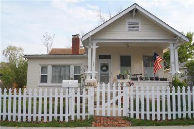Leavenworth Single Family Home For Sale: 915 Osage Street