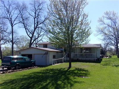 Paola Single Family Home For Sale: 31455 Santa Fe Terrace