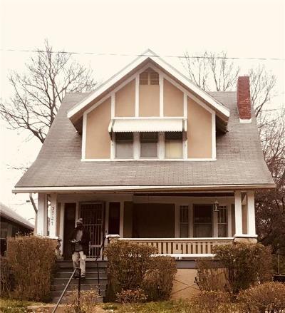 Kansas City Single Family Home For Sale: 3727 Highland Avenue