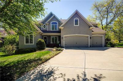 Olathe Single Family Home For Sale: 26179 W 108 Terrace