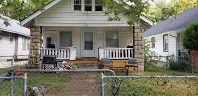 Kansas City Single Family Home For Sale: 4021 Bales Avenue