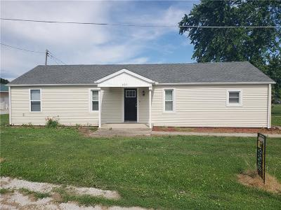 Single Family Home For Sale: 401 Adams Street