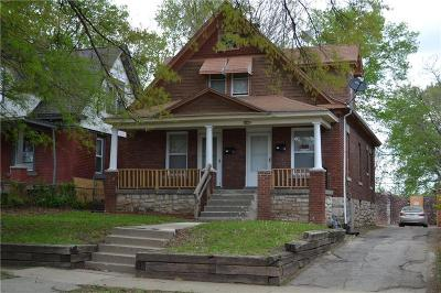 Kansas City Multi Family Home For Sale: 3444 E 8th Street
