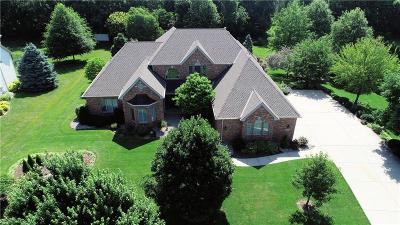 Overland Park KS Single Family Home For Sale: $1,000,000