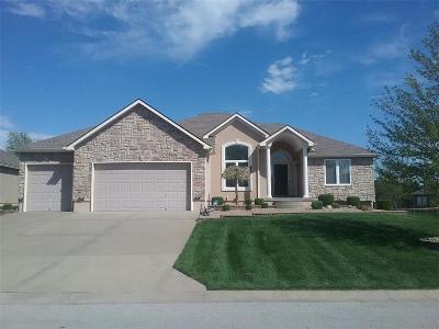 Blue Springs Single Family Home For Sale: 2110 NE Sparta Drive