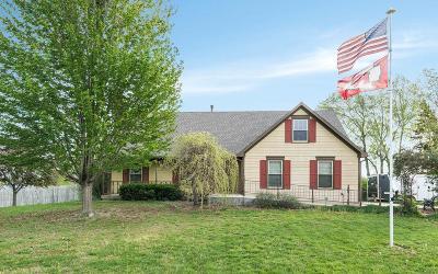 Gardner Single Family Home For Sale: 15379 Gardner West Road