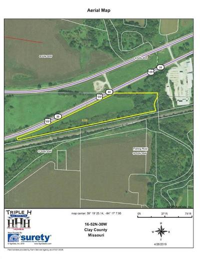 Residential Lots & Land For Sale: NE 69 Highway