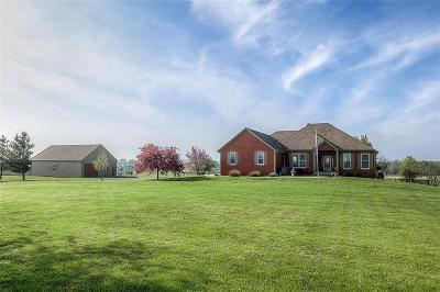 Cass County Single Family Home For Sale: 20906 S State Route Y