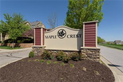 Overland Park Condo/Townhouse For Sale: 15749 Foster Street