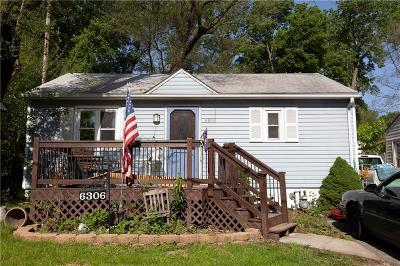 Pleasant Valley Single Family Home For Sale: 6306 Ravena Road